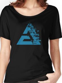 Witcher Aard sign Women's Relaxed Fit T-Shirt
