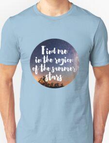 SUMMER STARS T-Shirt