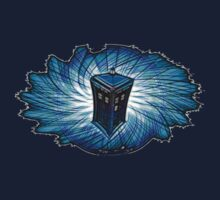 Dr Who - The Tardis Kids Clothes