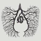 Tree Of Life (black) by beanarts