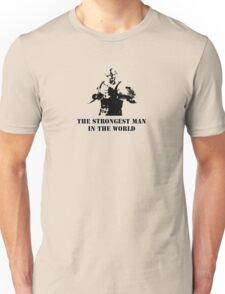 Leon - The Strongest Man in the World Unisex T-Shirt