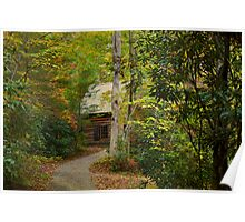 Nestled in the Woods Poster