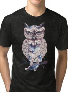 hoot hoot mofo Tri-blend T-Shirt