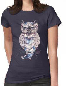 hoot hoot mofo Womens Fitted T-Shirt