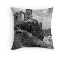 Mow Cop Castle, Biddulph Throw Pillow