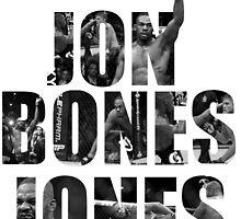 """Jon """"Bones"""" Jones by TruestDetective"""