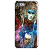 Carnival Masks iPhone Case/Skin