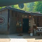 0007 The Toolshed by DavidsArt
