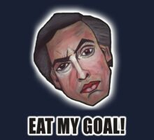 EAT MY GOAL! - Alan Partridge Tee by YouRuddyGuys