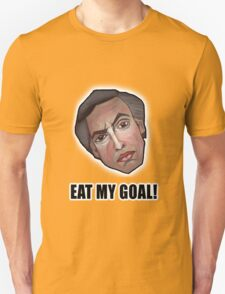 EAT MY GOAL! - Alan Partridge Tee T-Shirt