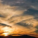 Wispy Sunset by AmandaJanePhoto