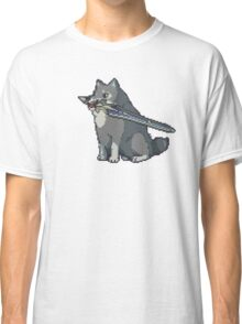 Pixel Great Grey Wolf Sif Classic T-Shirt