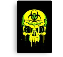 Toxic Melt Canvas Print