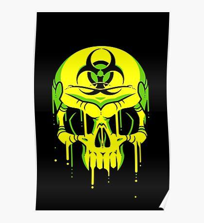 Toxic Melt Poster