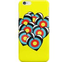 Archery hearts iPhone Case/Skin