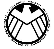 Agents of SHIELD Logo by junebugedy