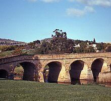 Spring, Richmond Bridge—Kodachrome 64 by Brett Rogers