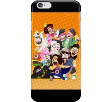 Grump gang and co iPhone Case/Skin