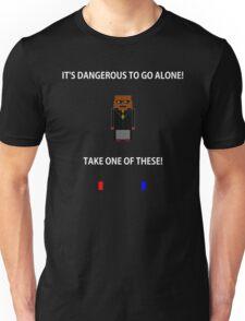 To Go Alone Unisex T-Shirt