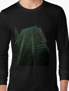 Digitize Green Logo Long Sleeve T-Shirt