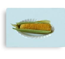 ear of corn Canvas Print