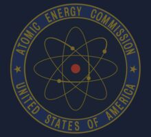 Atomic Energy Commission - Flat by Kevitch