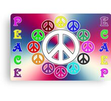 surrounded by peace Metal Print