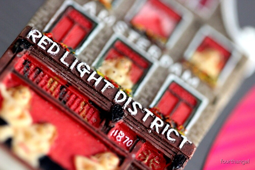 Red Light District by fourthangel