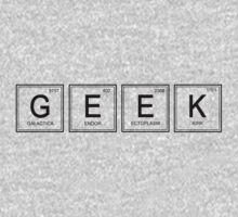 Geek elements One Piece - Long Sleeve