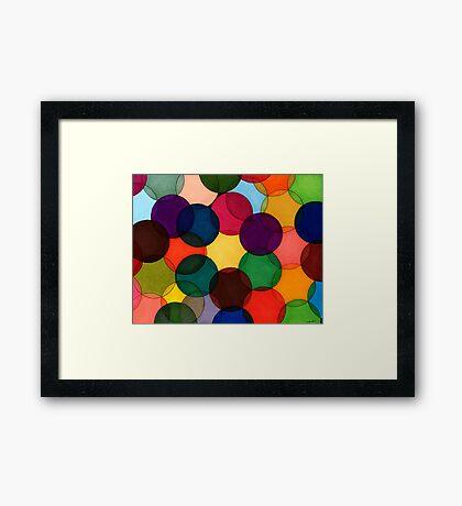 Yarn III Framed Print