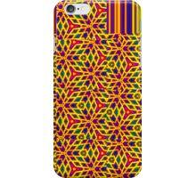 Starburst Pattern iPhone Case/Skin