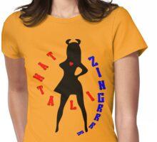 ۞»♥TantalizinGrrr Devilish Girl Clothing & Stickers♥«۞ Womens Fitted T-Shirt