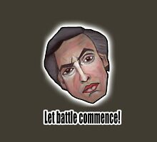 Let battle commence! - Alan Partridge Tee T-Shirt