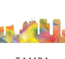 Tampa, Florida skyline WB1 Sticker
