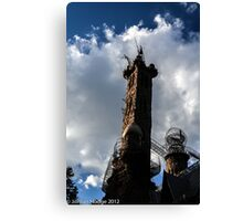 Bishop Castle Canvas Print