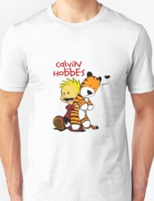Calvin And doll hobbes T-Shirt