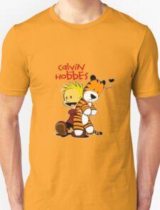 Calvin And doll hobbes T-Shirt