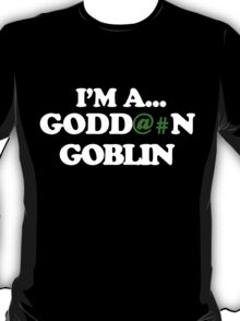 MartianVGoblin T-Shirt