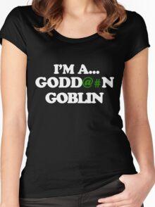 MartianVGoblin Women's Fitted Scoop T-Shirt