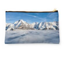Jungfrau High Above the Clouds Studio Pouch