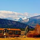 A Fall Day in Plains, Montana by Bryan D. Spellman