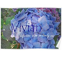 By definition!  Vivian Poster