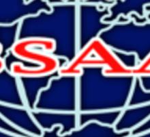 B.S.A.A. Sticker