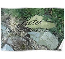 By Definition!  Peter Poster