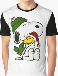 Christmas snoopy Graphic T-Shirt