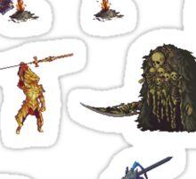 Dark Souls Pixel Stickers Sticker
