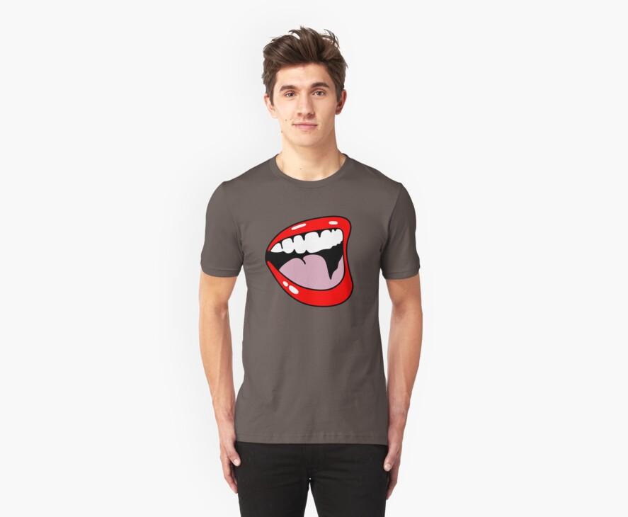 Lips by sietepe