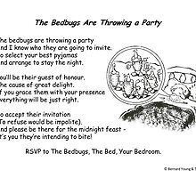 The Bedbugs are Throwing a Party by YoungPoet