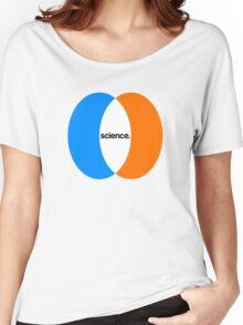 science. Women's Relaxed Fit T-Shirt