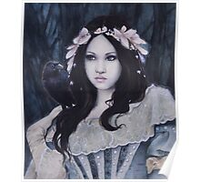Morgana Le Fay Poster